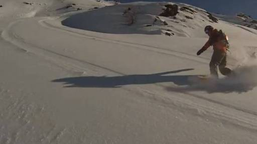 You're Invited to Powder Paradise