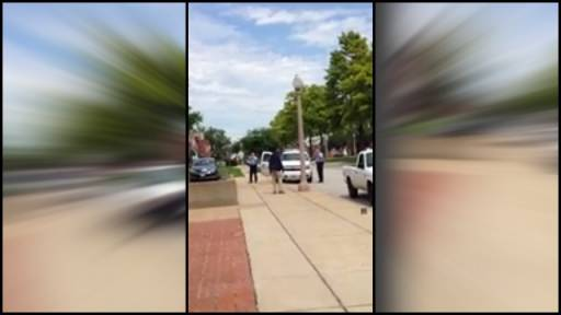 St. Louis Police Release Footage of Officer-Involved Shooting