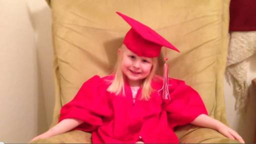An Interview With a Pre-K Graduate