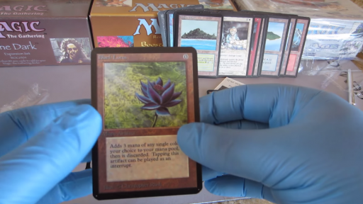 Dude's Priceless Reaction to Finding an Extremely Rare 'Magic' Card