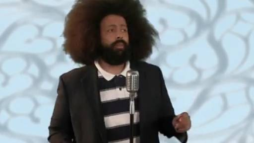 Reggie Watts' New and Improved 'RickRoll' Internet Meme