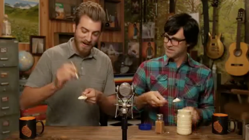 Rhett & Link Answer the Question on Everyone's Mind: 'Will It Pumpkin Spice?'