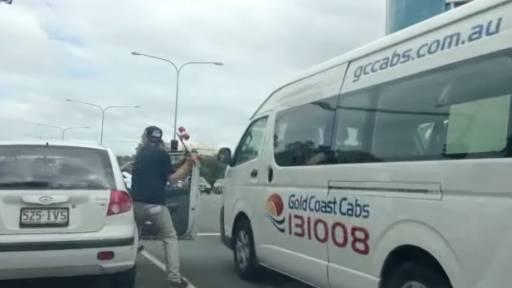 Crikey! That's Some Road Rage