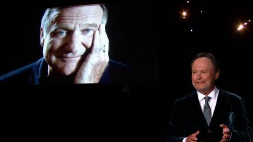 Billy Crystal Gives Touching Robin Williams Tribute During Emmys