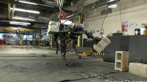 This Dog Robot is Stronger Than You