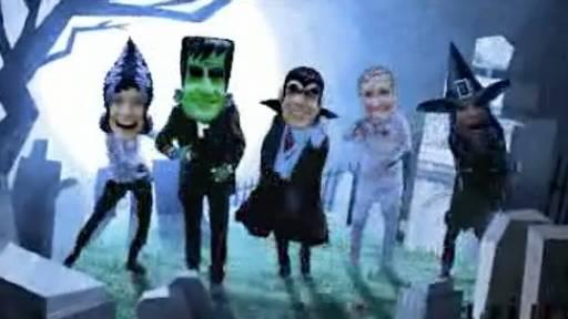 The RTM Hosts Rap Halloween Style