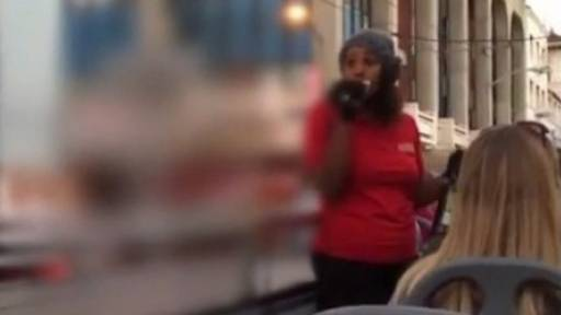 San Francisco Tour Guide Goes On Racist Rant