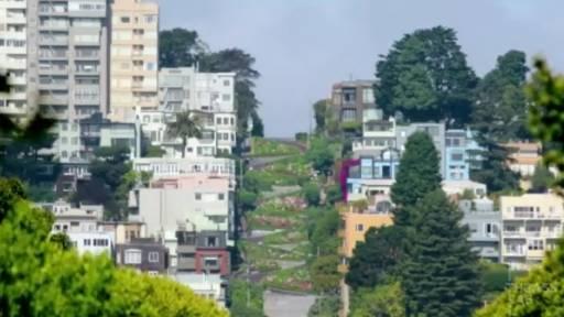 'Empty America' A San Francisco Time-Lapse