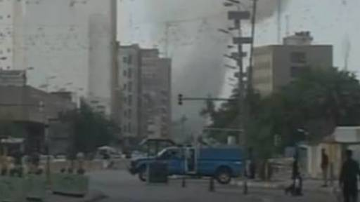 At Least 8 Dead After Baghdad Bombings