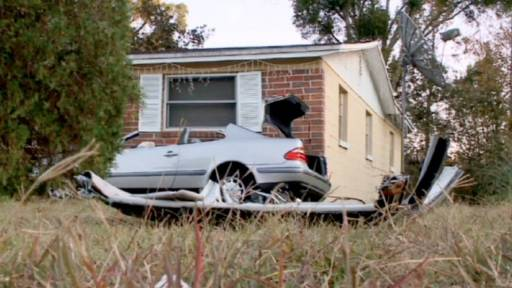 Car Slams into Florida House & It isn't the First Time!
