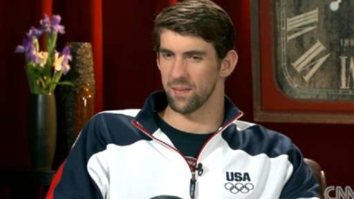 Michael Phelps Breaks Olympic Medals Record