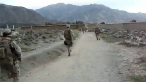 An Inside Look at the Life of a Marine in Iraq and Afghanistan
