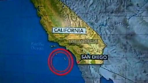 6.3 Magnitude Earthquake Strikes Off California Coast