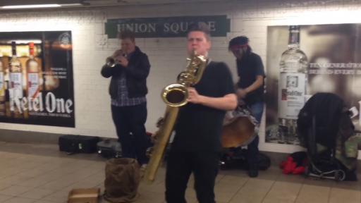 Band Brings a Unique Sound to New York City