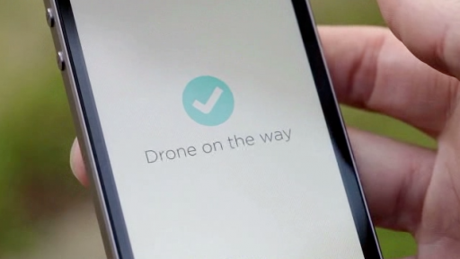 Drones Accomplish Tasks For You With New App Concept