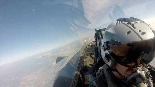See What it's Like to be a Member of a United States Navy Strike Fighter Squadron.