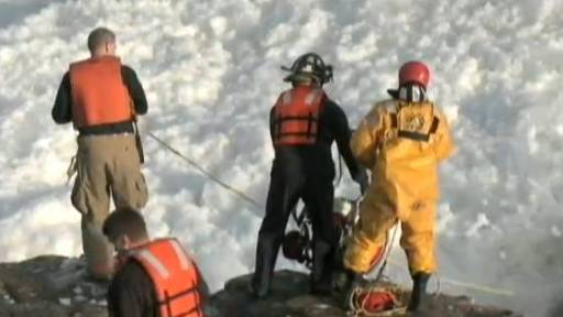 Two Men Missing After Saving Boy From Sea Foam River