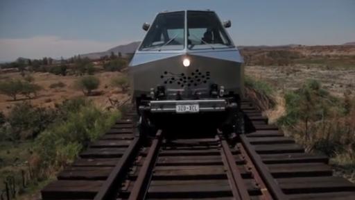 Exploring the World Along Abandoned Railways