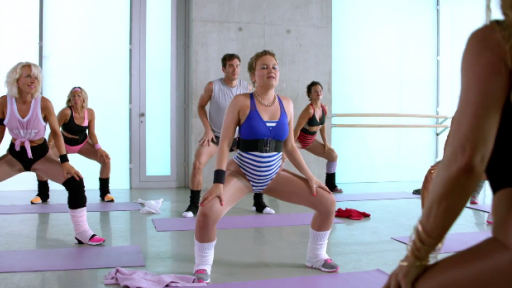 Cancer Patients Stay Active With Sexy 'Call on Me' Music Video Remake