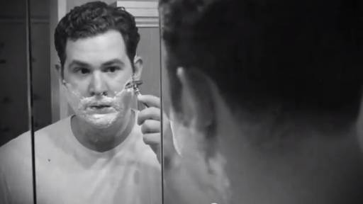 Be a Man, Shave Like Grandpa