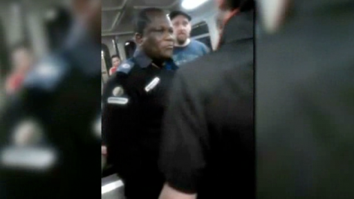 Teenager's Shocking Tirade of Racially-Charged Insults Caught on Camera