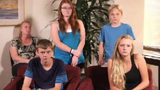 Shooting Instructor's Kids Read Heartfelt Letter to 9-Year-Old Who Killed Him