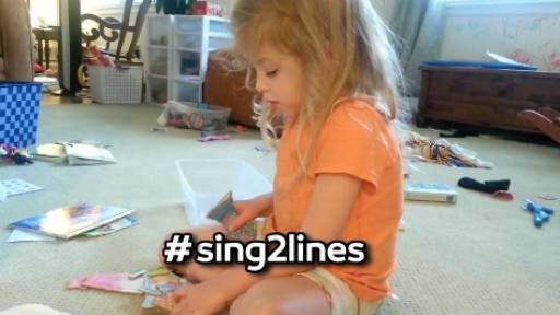 'Saving Eliza' Launches the #Sing2Lines Campaign