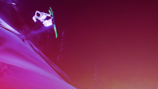 Glow-in-the-Dark Ski Film 'Afterglow' Is Pure Cinematic Brilliance