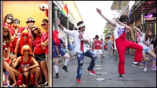 Dance Video Showcasing Louisiana Goes Viral in China