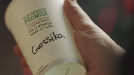 Terrifying Truth Behind Starbucks Baristas Spelling Your Name Wrong