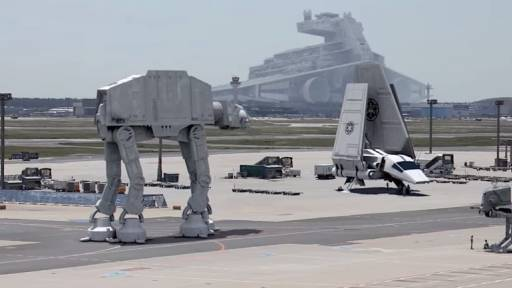 Fan-Made Footage of New 'Star Wars' Flick Will Blow Your Mind