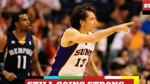 Steve Nash Traded to Los Angeles Lakers