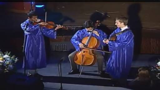 RTM Web Exclusive: Graduation Tribute by String Theory