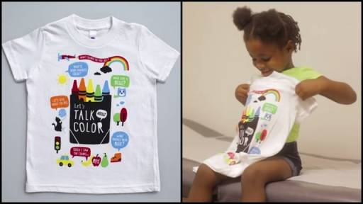 See How a Clothing Line Could Make Your Child Smarter
