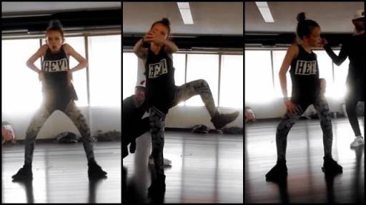 11-Year-Old Getting Down to 'Anaconda' Will Floor You!