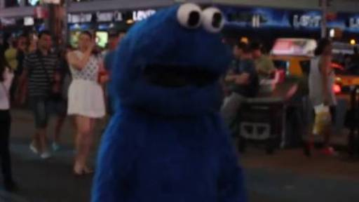 Cookie Monster, Get Your Mind Out of the Gutter