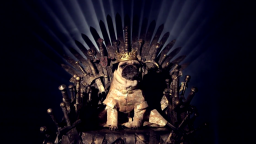 If Game of Thrones Characters Were Pugs