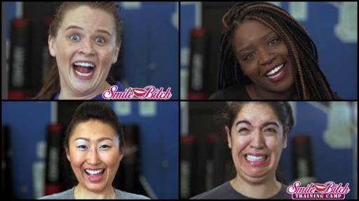 'Smile B*tch Training Academy' Will Teach You How to Smile Like a Lady