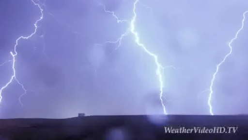 Five Years of Spectacular Storm Footage in One Awesome Time-Lapse
