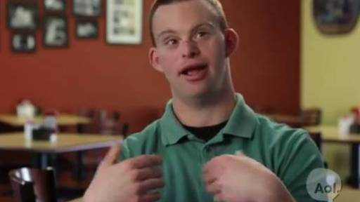 Mentally Disabled Man Opens Thriving Restaurant