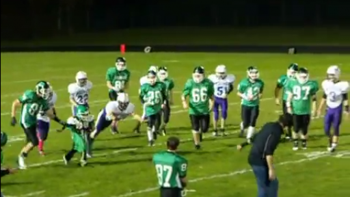 Young Boy With Down Syndrome Scores the Most Heartwarming Touchdown Ever