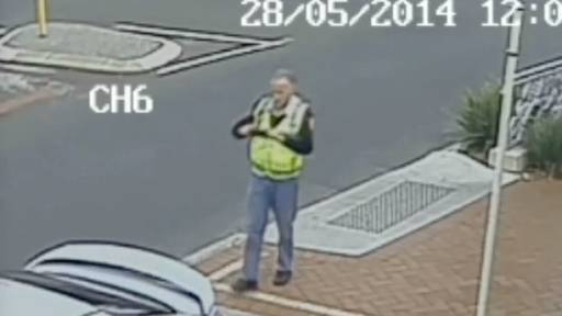 Traffic Warden Gives Parking Citation Way Too Early