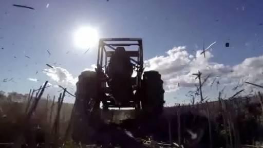 Adding a Turbo Engine to a Tractor Seems Like a Good Idea