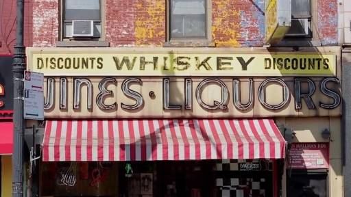 Studying the Signage Around Brooklyn and Queens