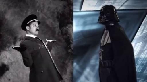 EXPLICIT: Adolf Hitler vs. Darth Vader (Again) in Epic Rap Battles of History Season Premiere!