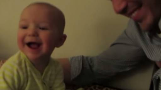 Hiccups are the Worst — But Hilarious to This Baby