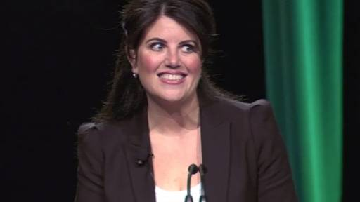 Monica Lewinsky Thanks Rappers in Speech to End Cyberbullying