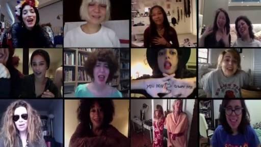 Female Celebs Lip Sync to Encourage Midterm Voting