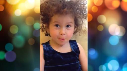 Toddler Gives the Most Adorable Wedding Toast You'll Ever Hear!