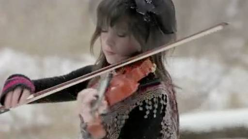 Lindsey Stirling's 'What Child is This?'